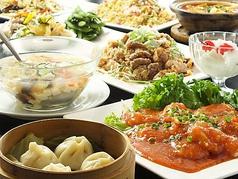 中国料理 唐人酒家のコース写真