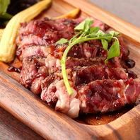 野田阪神でもも肉など様々な部位のお肉を量り売りで堪能