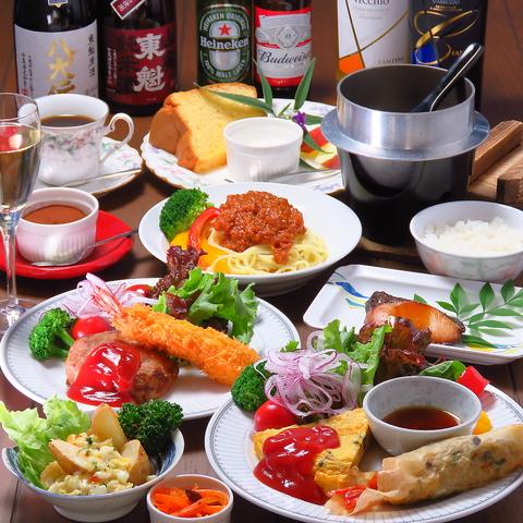 ◆落ち着いた空間で楽しむこだわり食材を使った自慢の料理♪◆テイクアウトも可能!