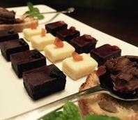 パティシエ仕込みの生チョコレート