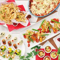 ◇充実の料理メニュー◇各種パーティーや集まりに是非!