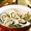 料理メニュー写真牡蠣の白ワイン蒸し
