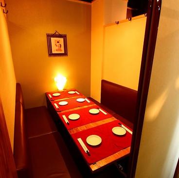 羽田市場直送 個室居酒屋 空のとりこ 新宿総本店の雰囲気1