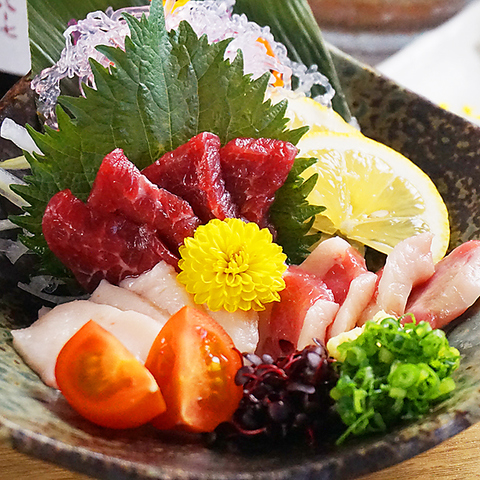 【飲み放題付】夏の大皿コース(全7品) 5000円(税込)