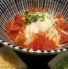 トマト、温玉(小/並)