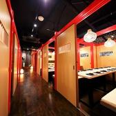 肉と海鮮 全席個室居酒屋 やぐら 千葉駅前店の雰囲気3