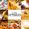 Cafe×Dinningbar HYBRID カフェ×ダイニングバー ハイブリッド