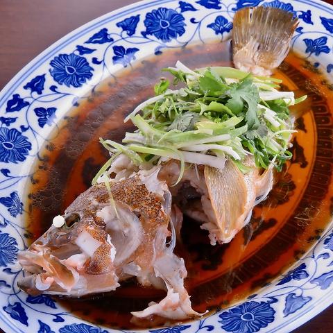香港海鮮料理 季し菜 きしな