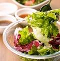 料理メニュー写真BFM名物!テーブルサイドミックスサラダ