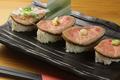 料理メニュー写真牛タン肉寿司