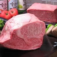 厳選された仙台牛の本格焼肉に舌鼓