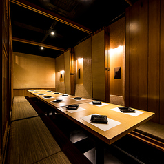 個室と地鶏和食 なか匠 神田店の雰囲気1
