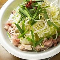 とり鍋(塩or醤油orピリ辛味噌) 1人前730円