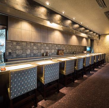 神戸ステーキレストラン モーリヤ凜の雰囲気1