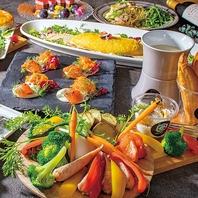 東北食材を楽しめる、飲み放題付宴会コース♪