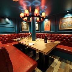 【VIP2】高級感・溢れるラウンジ個室