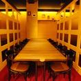 テーブル個室最大12名様までOK♪♪コンパに最適★