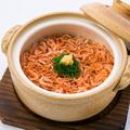 料理メニュー写真桜海老土鍋ご飯