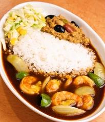 国産食材カレー カラーズの写真