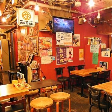 渋谷肉横丁 肉しか信じないの雰囲気1