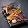 料理メニュー写真魚串盛り合わせ5種