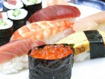 重寿司のおすすめ料理1