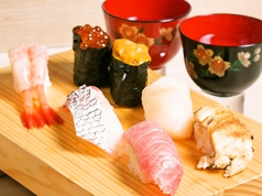 大福寿司のコース写真