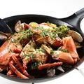 料理メニュー写真オマール海老の白ワイン蒸し