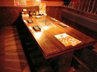 炭火焼肉屋さかい 鳥取岩吉店の雰囲気1
