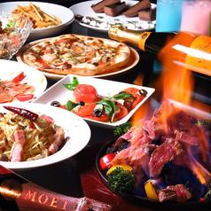 GARDEN 熊本 barのコース写真