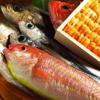◆本日の桶盛り旬魚◆お魚丸ごと一匹購入!!