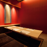 《完全個室》 上質なデザイナーズ和空間和食居酒屋