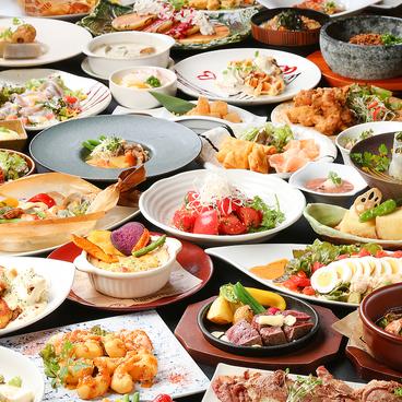 旬彩 オーダーバイキング たなぼた 松山大街道のおすすめ料理1