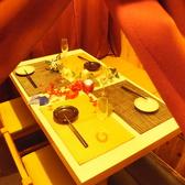 コンパ★おまかせ下さい★テーブル2名様~梅田 肉の寿司 和食 足立屋