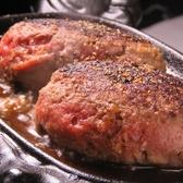【ランチ】赤牛ハンバーグ御膳 1580円から 和牛赤牛100%の肉肉しいハンバーグ