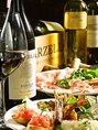 九州×イタリアの食材をたっぷり使用します。妥協なしの、シェフ渾身のイタリア料理をご堪能ください!リクエストにも出来る限りお答え致します♪