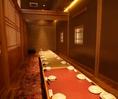 最大24名様まで宴会可能な掘りごたつ個室♪それ以上の人数は貸切になりますので、まずは一度ご相談ください。