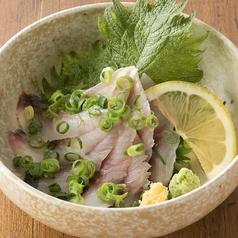 料理メニュー写真■ニシンのお刺身