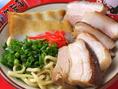 【3枚肉そば】…850円