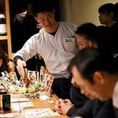 串焼・もつ鍋 博多でべそ 仙台南町通店の雰囲気2