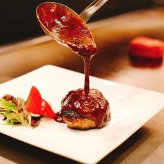 鉄板焼Dining銀座ハンバーグの写真