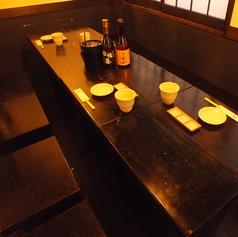 窓側のお席。つなげてご利用もいただけます。【横浜/居酒/飲み放題/宴会/女子会/デート/歓迎会/送別会/忘年会/貸切/3時間/個室】