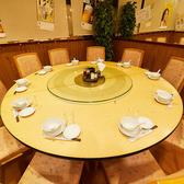 円卓テーブルは5卓ございますので隣合せて大きなご宴会にもご対応できます♪