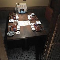 個室のお部屋も完備☆人気のお席になりますので、お早めにご予約を!