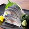 料理メニュー写真〆鯖刺し
