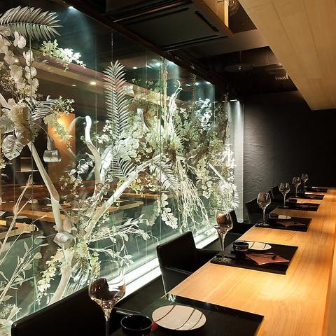 日本酒の新しい飲み方をご提案。ハイグレードの店内で楽しむ新感覚居酒屋OPEN☆