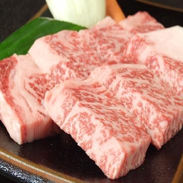 敏 猿猴橋店 炭火焼肉のおすすめ料理1