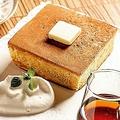 料理メニュー写真至福のホットケーキ
