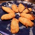 料理メニュー写真白身魚のフライ