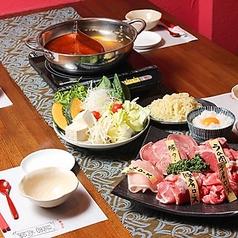 中華料理 賛否両論のコース写真
